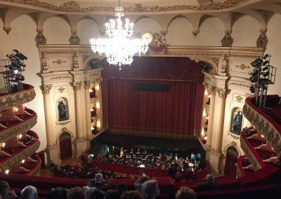 Uscita al teatro Filarmonica di Verona (1)