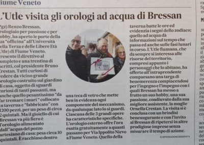 Visita guidata da Renzo Bressan Fiume Veneto (1)